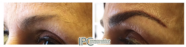 Permanent Eyebrows Microblading