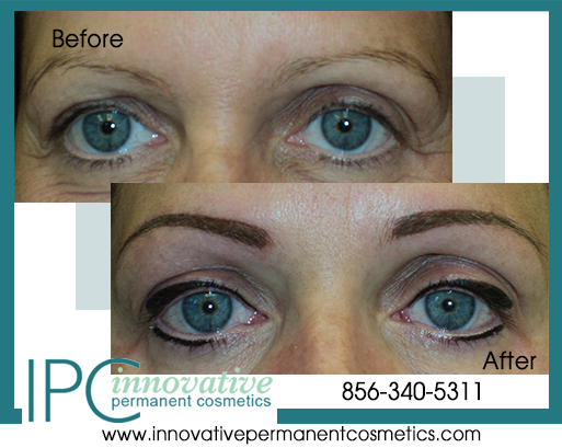 Permanent eyebrow proceduresouth jersey and philadelphia for Eyebrow tattoo aftercare instructions