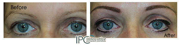 Permanent Eyeliner Photos