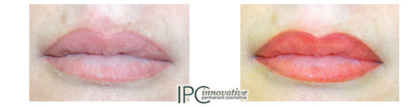 Permanent Makeup Corrections