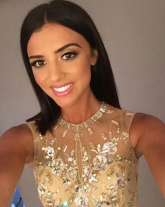 Lucy Meck has Tracie's clinic to thank for her lovely brows [Instagram]